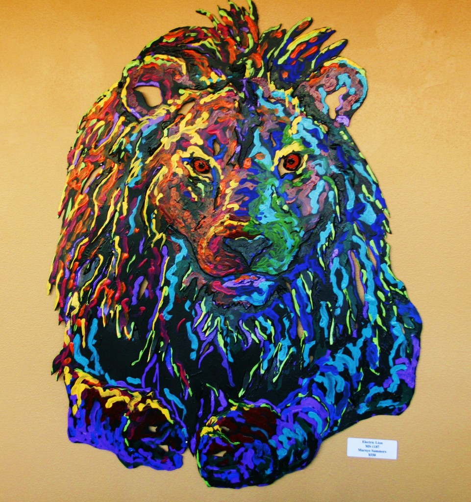 Electric Lion 2